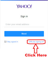 yahoo account recovry9