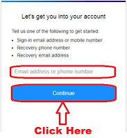 Yahoo account recovery5
