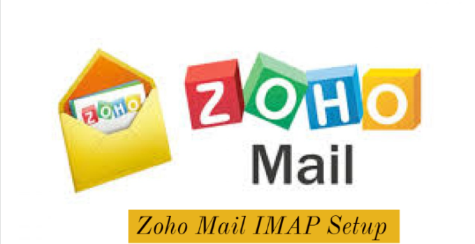 Zoho-mail-imap-settings
