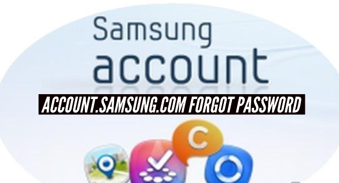 Account.samsung.com forgot password