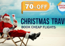 cheap Christmas flights
