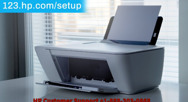 123 HP com Printer Setup