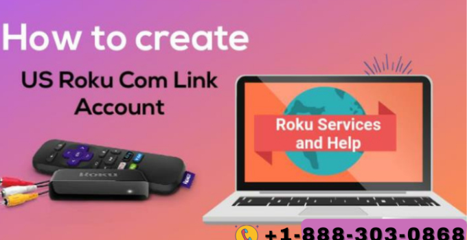 roku.com/link create account