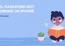 Aol Password not Working iPhone